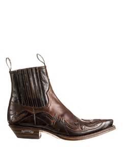 santiag basse femme sendra 4660 britnes flo boots country homme santiag basse
