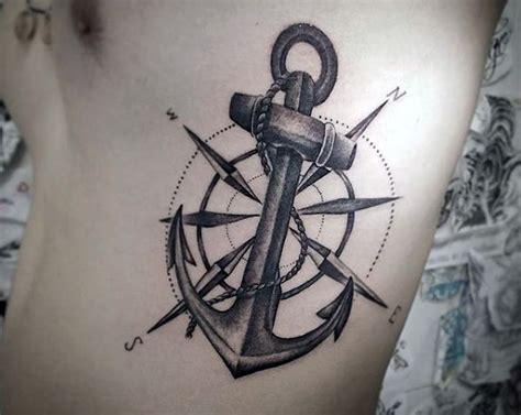 25 best ideas about anchor tattoo men on pinterest