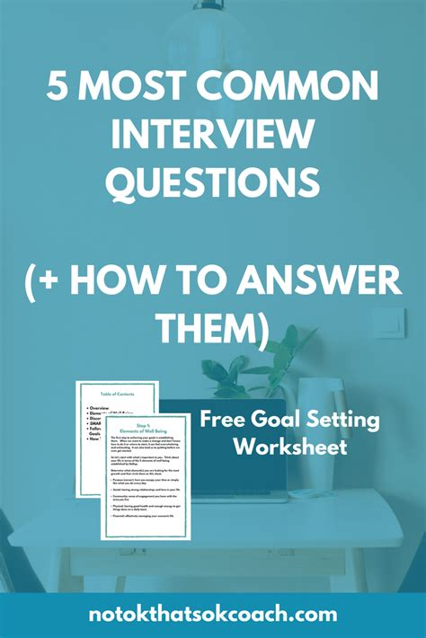 5 most common questions how to answer them career and coach in philadelphia