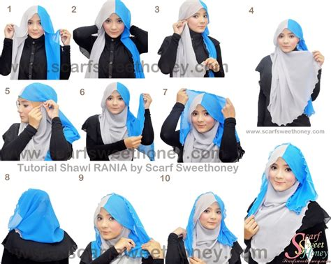 tutorial pashmina rajut 10 best images about interesting styles on pinterest