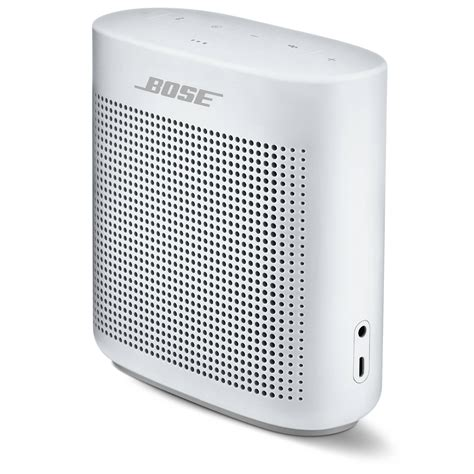 bose soundlink color review bose soundlink color ii bluetooth speaker 752195 0200 b h