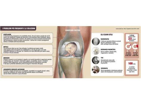 dolore all interno ginocchio quando il ginocchio fa capire le cause e la giusta