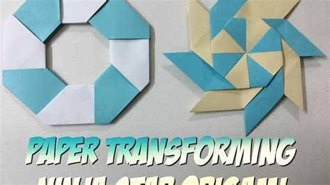 How To Make A Paper Transforming - how to make a paper transforming easy origami