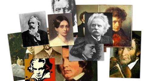 imagenes romanticismo musical la historia de la m 218 sica caracteristicas musicales del