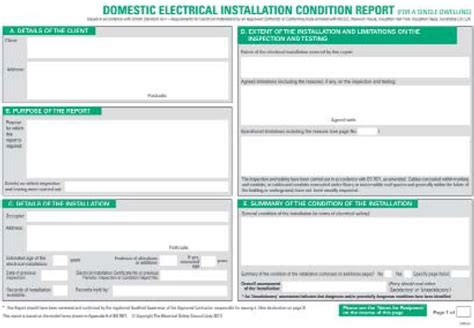 electrical condition report template electrical condition report template 28 images tysoft