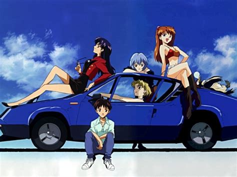 renault alpine a310 evangelion top 10 anime cars list best recommendations