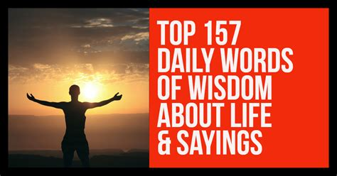 daily words  wisdom  life sayings dreams quote