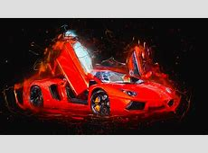 fond d'écran Lamborghini Aventador Jeya