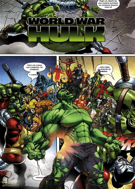 libro hulk world war hulk il mondo di supergoku world war hulk miniserie a fumetti