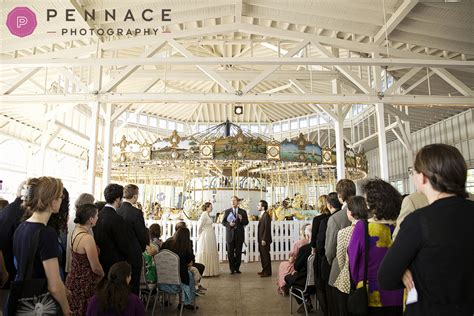 park point house wedding carousel 171 nyc elopement and photographer pennace