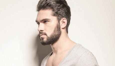 coupe de cheveux homme barbe coupe barbe homme