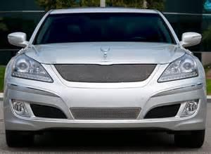 2012 Hyundai Equus Signature 2012 Hyundai Equus Signature Custom Grilles In Houston