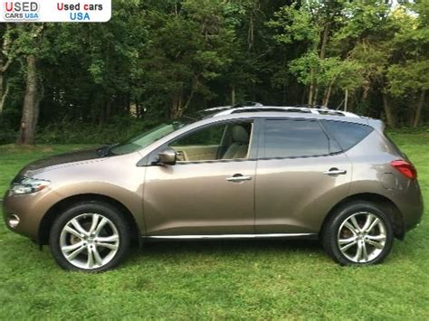 2009 nissan murano le for sale for sale 2009 passenger car nissan murano le awd