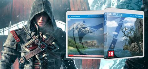 amazoncom assassins creed playstation 3 artist not assassin s creed rogue playstation 3 box art cover by