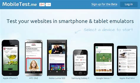 mobile browser test 4 possible mobile browser simulators to help with website