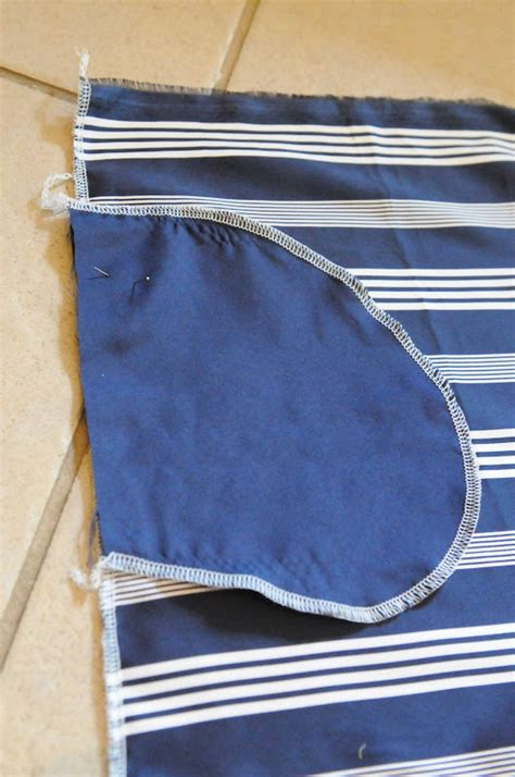 Home Made Pocket by How To Add A Side Pocket