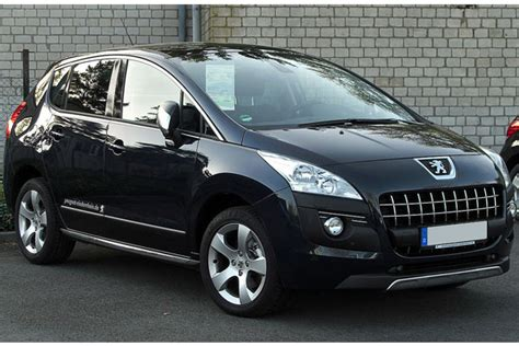 peugeot vehicles all peugeot models list of peugeot car models