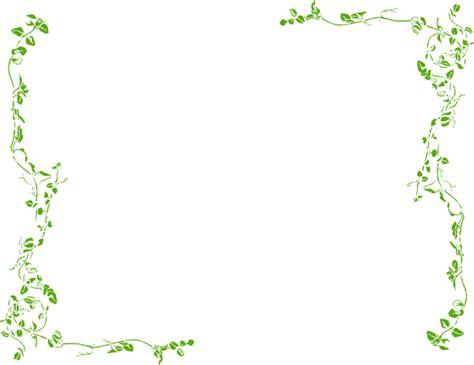 plants borders clip art 34