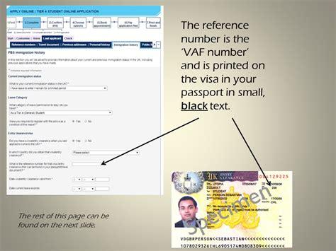 home office visa section tier 4 online tutorial ppt video online download