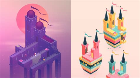 monument valley android monument valley 2 is all about a child and the world around them android authority