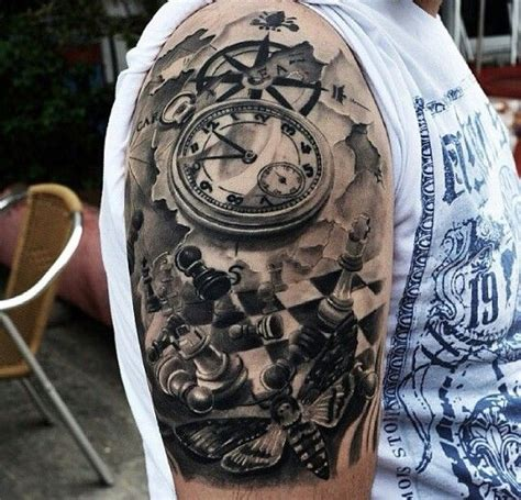 compass tattoo ink master best 25 chess tattoo ideas on pinterest chess piece