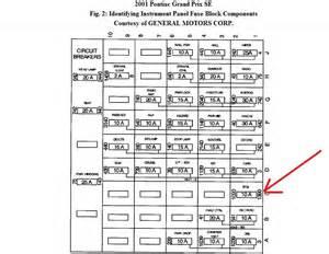 1999 pontiac grand prix fuse box diagram 1999 free engine image for user manual