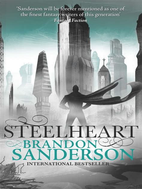 steelheart reckoners steelheart ebook the reckoners series book 1 by brandon sanderson 2013 waterstones com