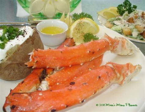 steamed crab legs a step by step blog food of the sea