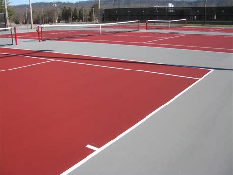 Tacoma Court Search Tennis Court Resurfacing And Repair Seattle And Tacoma Washington