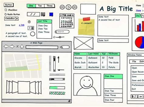 web layout online tool 10 excellent tools for creating web design wireframes