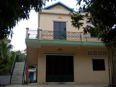 Cement Benches Kristin In Cambodia Houses In Cambodia