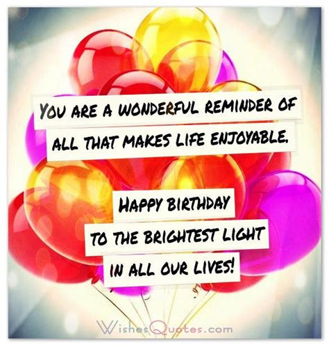 Positive Happy Birthday Wishes Best 25 Inspirational Birthday Quotes Ideas On Pinterest