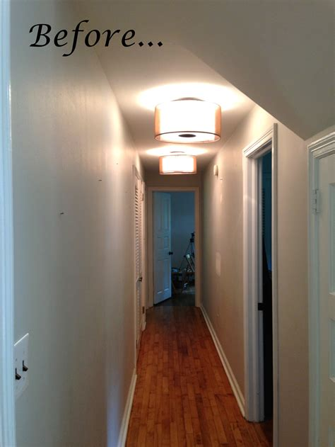 hallway ceiling lights baby exit