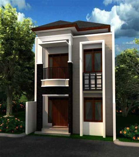 gambar desain rumah ukuran tanah 6x10 contoh z