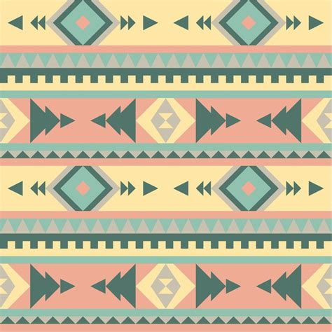 seamless tribal pattern seamless tribal pattern 2 wall mural pixers 174 we live