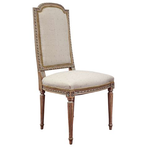 louis xvi style side chair  sale  stdibs