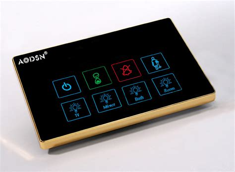 nachttischle touch hotel guest room system touch switch bedside