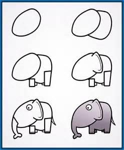 como hacer dibujos bonitos paso a paso imagenes para dibujar faciles a lapiz paso a paso para