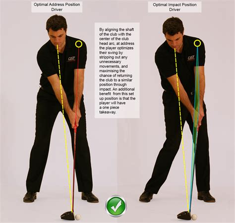 swinging a driver correctly the secret of golf dst golf dst golf