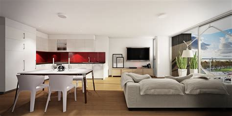 white apartment studio apartment interiors inspiration