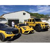 Mansory Impresses With Its Tuned Mercedes Benz G63 AMG 6x6