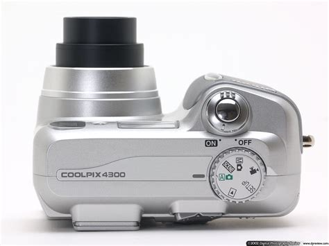nikon coolpix 4300 look digital photography review