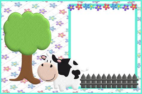 marcos para fotos png animales png marcos para photoshop y algo mas dia en la granja