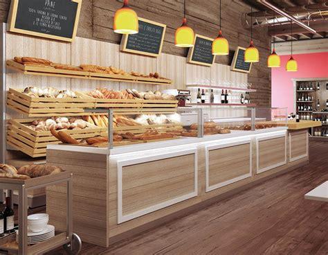 arredamento per panificio bakery arredo completo panetteria 600x90x300h