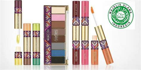 Eyeshadow Sariayu Lengkap ini dia beberapa produk makeup halal yang perlu kamu ketahui