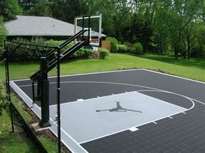 backyard court surfaces basketporn top 13 backyard basketball courts basketporn