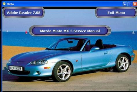 service manual how to install 2000 mazda miata mx 5 springs rear 2000 mazda mx 5 miata 1999 2000 mazda miata factory service manual download documents