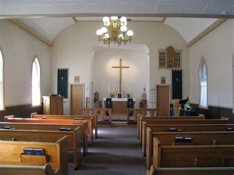 missionaries of st anglican church redecorating