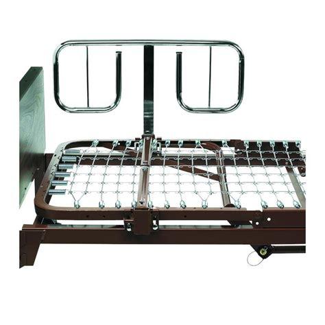 hospital bed rails invacare bariatric half length bed rails side rail