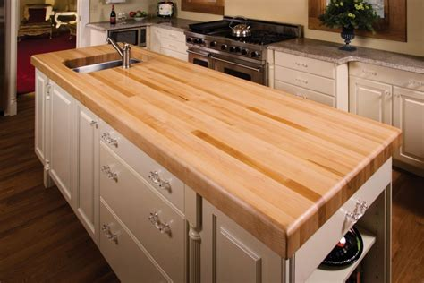 Countertops Bc by Colonial Countertops Butcher Block Wood Countertops In Bc